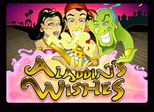 Aladdin's Wishes – игровой автомат бесплатно