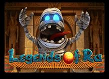 Игровой автомат Legends of Ra