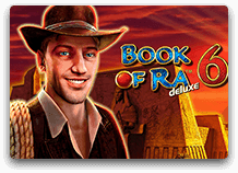 Демо игры Book Of Ra 6 Deluxe