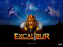 Excalibur – онлайн игровой автомат в зеркале казино