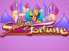 Играйте в классический автомат Sultan's Fortune от компании Playtech