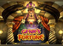 Играйте онлайн в автомат Genie's Fortune: получите сказочные сокровища