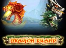 Играйте в автомат Dragon Island на официальном зеркале казино Кристалл