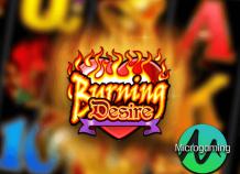 Игровой автомат Burning Desire – играйте в казино Кристалл на деньги