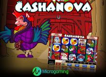 Игровой автомат Cashanova в онлайн казино Кристалл – официальном зеркале