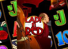 Lady In Red – игровой автомат с выводом на карту