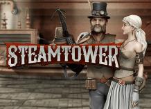 Steam Tower: играйте онлайн в игровой виртуальный автомат