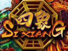 Игровой онлайн-слот Si Xiang от компании Плейтек