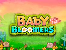 Играйте онлайн в азартный игровой слот Baby Bloomers