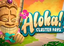 Aloha Cluster Pays от NetEnt: азартный игровой автомат